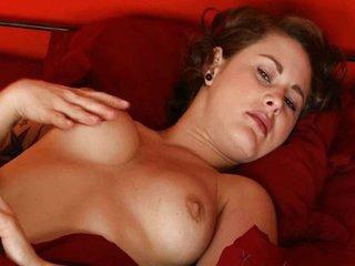 Girl with good tattoo masturbating