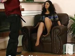 Hot mature MILF fucked